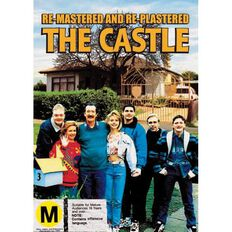 The Castle Remastered DVD 1Disc