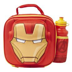 Marvel 3D Insulated Lunch Bag
