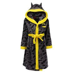 Batman Boys' Robe
