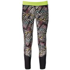 Puma Girls' Printed Pants