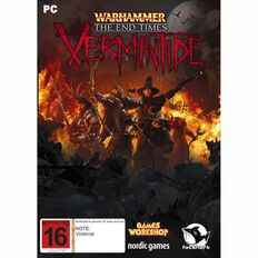 PC Games Warhammer End Times Vermintide