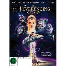 The Neverending Story DVD 1Disc