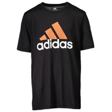 Adidas Boys' Printed Performance Tee