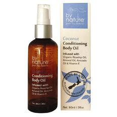 By Nature Coconut Body Oil 90ml