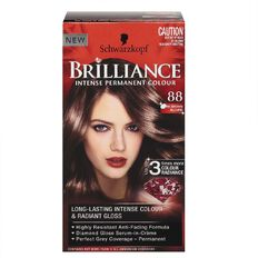 Schwarzkopf Brilliance 88 Dark Brown Allure