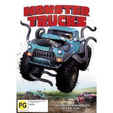 Monster Trucks DVD 1Disc