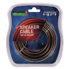 American Hi-Fi Speaker Cable 14 Gauge 5M