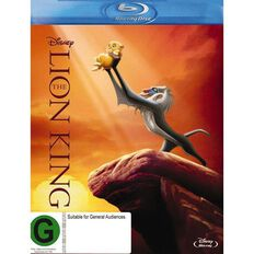 The Lion King Blu-ray 1Disc