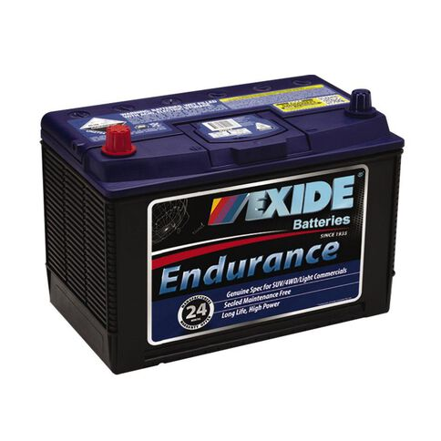 Exide Commercial Battery N50ZZLMF