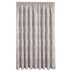 Habito Limited Edition Curtains Kensington Silver