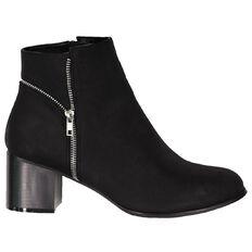 Debut Kanjin Anklet Boots