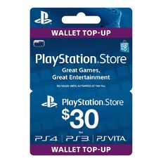 Sony PlayStation $30