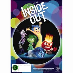 Inside Out DVD 1Disc