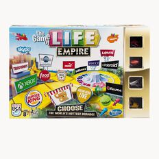 Game of Life Empire Board Game