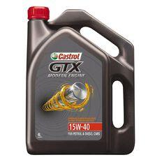 Castrol GTX Modern Engine Oil 15W-40 4L