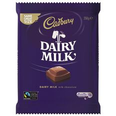 Cadbury Dairy Milk Block 350g