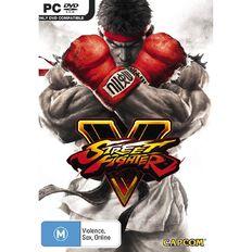 PC Games Street Fighter V