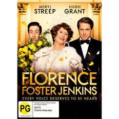 Florence Foster Jenkins DVD 1Disc