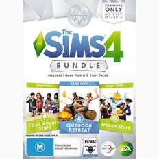 PC Games The Sims 4 Expansion Bundle 1