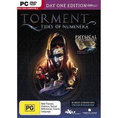 PC Games Torment Tides of Numenera