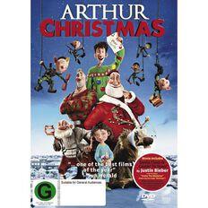 Arthur Christmas DVD 1Disc