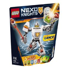 LEGO NEXO Knights Battle Suit Lance  70366