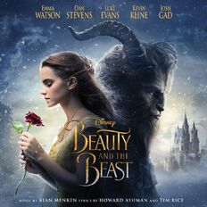Beauty and the Beast CD by Original Soundtrack 1Disc
