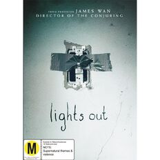 Lights Out DVD 1Disc