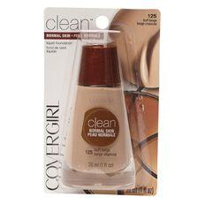 Covergirl Clean Liquid Makeup Buff Beige 525 30ml