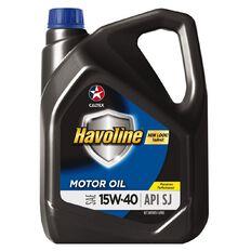 Caltex Havoline Engine Oil (SJ) 15W-40 4L
