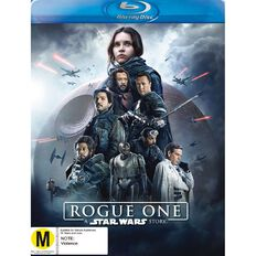 Rogue One A Star Wars Story Blu-ray 2Disc