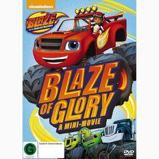 Blaze & The Monster Machines DVD 1Disc