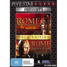 PC Games Total War Collectors Rome
