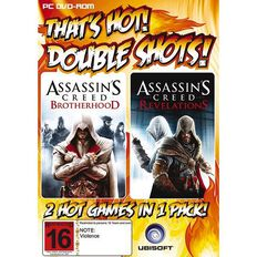 PC Games Thats Hot Assassin's Creed Brotherhood & Revelations