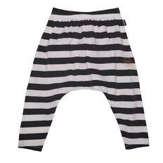 Bonds Baby Boy Slouch Stripe Pants