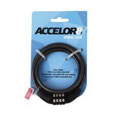 Accelor8 Spiral Bike Lock 100cm