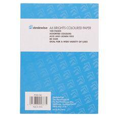 Deskwise Paper Pad Bright A6