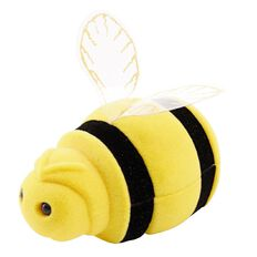 KIDZ 9ct Gold Buzzy Bee Earrings