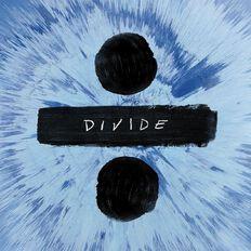 / (Pronounced Divide) (Standard Edition) CD by Ed Sheeran 1Disc