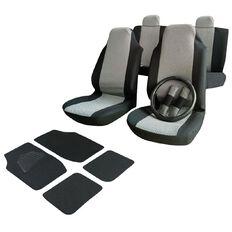 Auto FX Car Seat Cover High Back Mega Value Pack