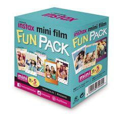 Instax Film Fun Pack 50 Pack