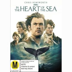 In The Heart of The Sea DVD 1Disc