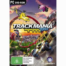 PC Games Trackmania Turbo