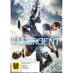 Insurgent DVD 1Disc