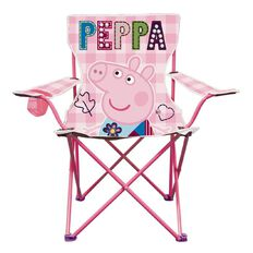 Peppa Pig Camping Chair Small
