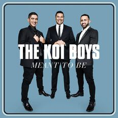 Meant To Be CD by The Koi Boys 1Disc