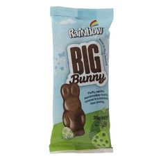 Rainbow Choc Mallow Easter Big Bunny 35g