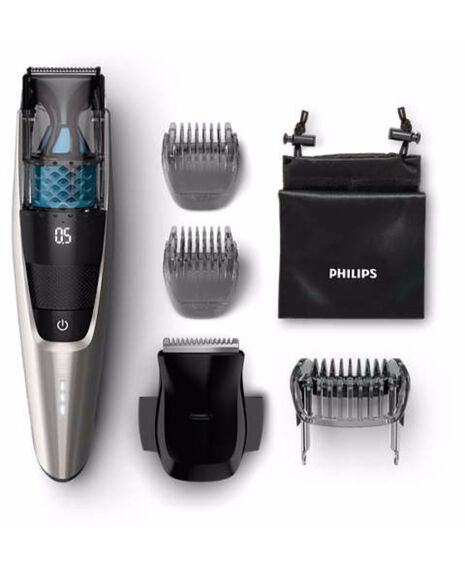 philips bt7220 vacuum beard trimmer shaver shop. Black Bedroom Furniture Sets. Home Design Ideas