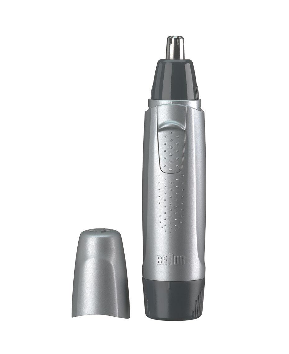 braun nose ear trimmer battery operated shaver shop. Black Bedroom Furniture Sets. Home Design Ideas