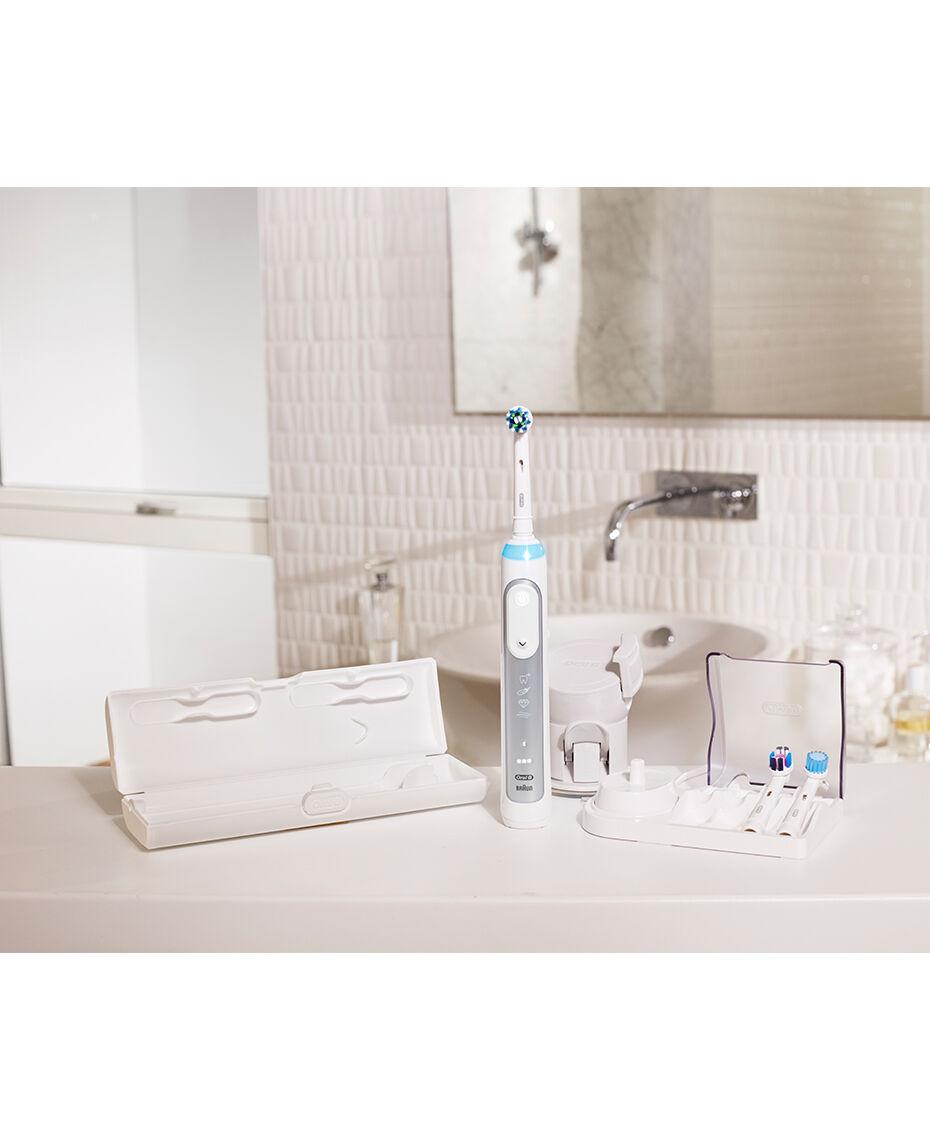 electric toothbrush vs manual study